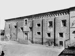 Ascoli com'era: Offida, monastero di San Marco (193?)
