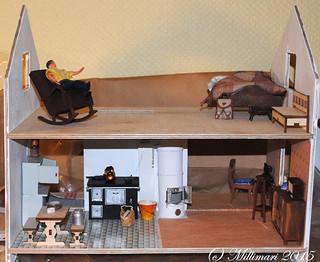 RM Alakerta ja yläkerta