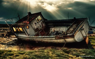 Lovely old boat