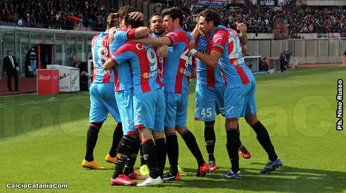 Catania, vittoria di rigore $