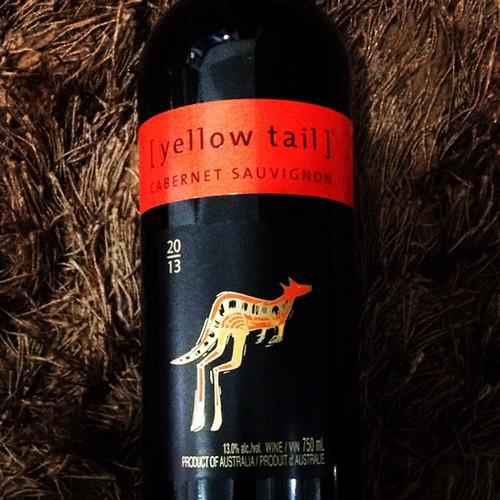 South Eastern Australia 2013 de Casella. Yellow Tail cabernet sauvignon   #vivino #wine #winevinhos #amovinho #vinho