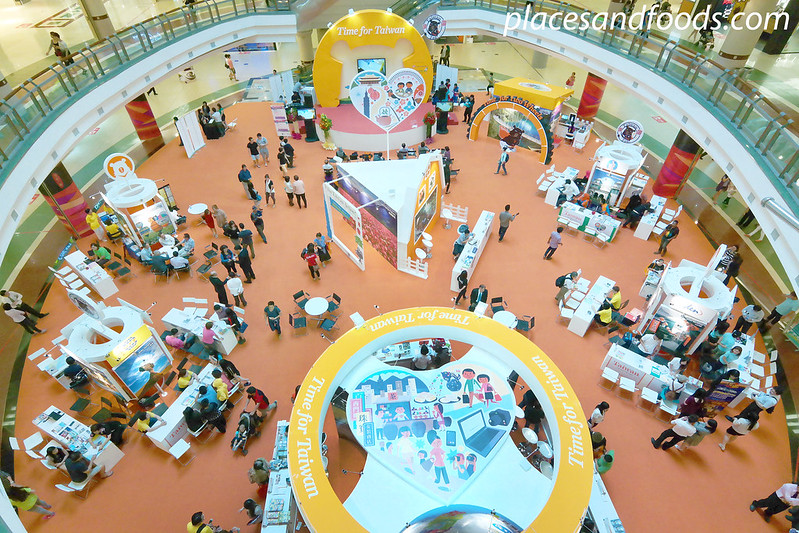 taiwan fair one utama 2015 wide angle