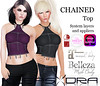 Klepsydra - Chained top