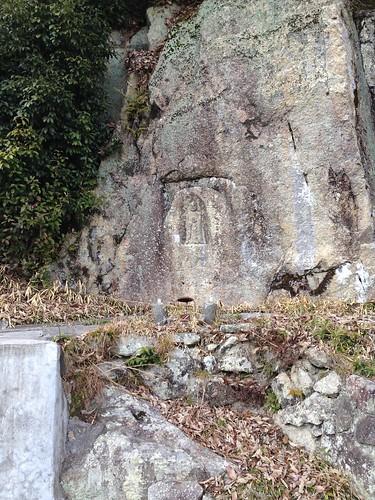 加東市磨崖仏