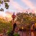 Rapunzel's Tower Sunset