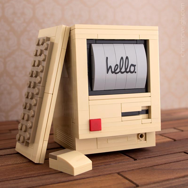 LEGO Computer Vintage - Byte Edition v3.0