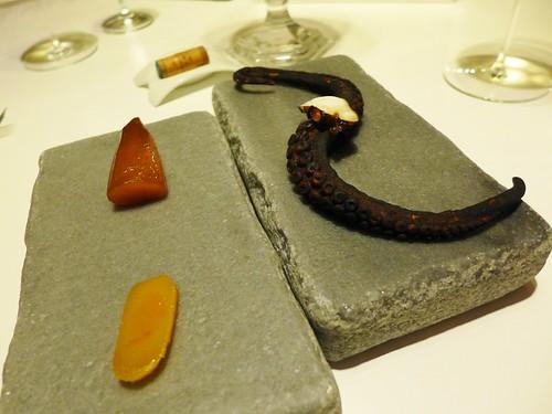 Mullet Dry Octopus Quique Dacoste