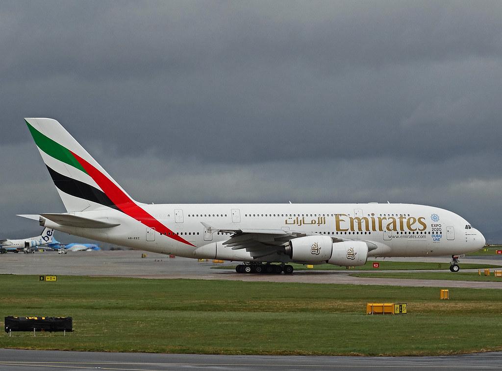 A6-EEC - A388 - Emirates