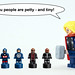 Tiny People by Oky - Space Ranger