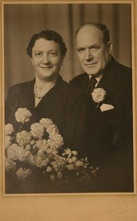 Alvilde og Oskar Opheim