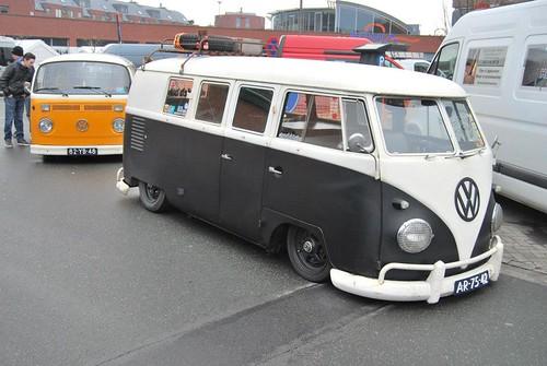 AR-75-42 Volkswagen Transporter kombi 1960