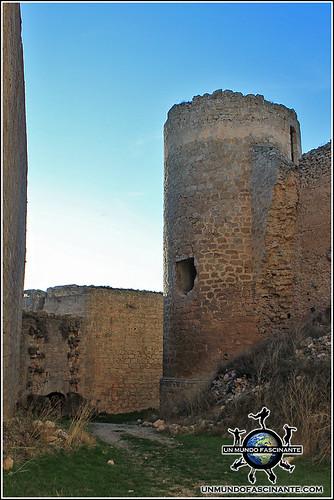 Torreón del Castillo de Berlanga,  Berlanga de Duero (Soria, España)