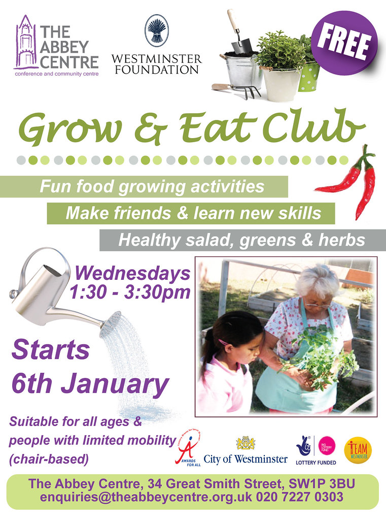 'Grow & Eat' Gardening Club