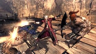 Devil May Cry 4 Special Edition выйдет на PS4 — трейлер и детали