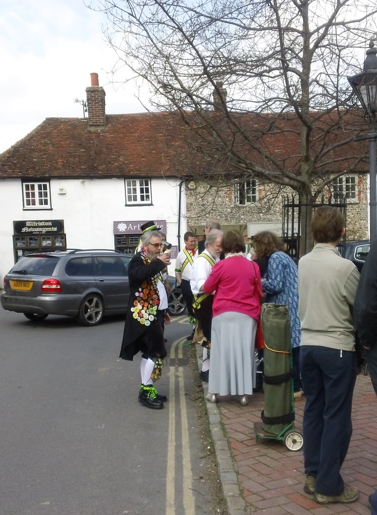 Alfriston village life