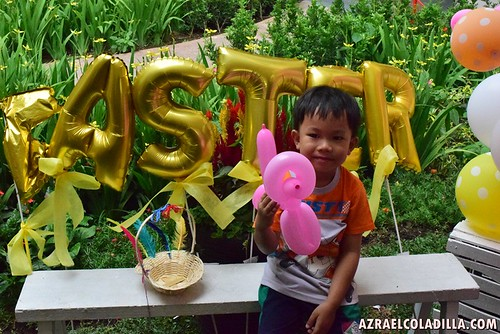 Easter Sunday in Ayala Malls Serin Tagaytay