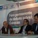 Foro permanente de debates sobre Caracas: El Valor del Agua