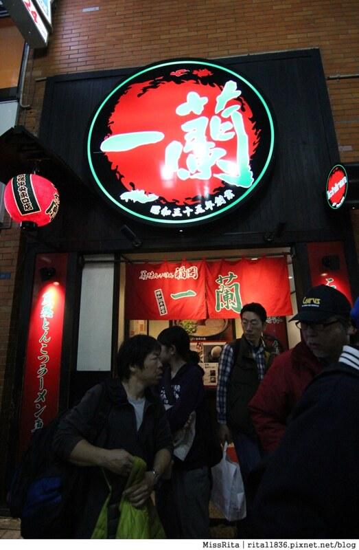 東京美食 日本拉麵 一蘭拉麵 新宿一蘭拉麵 日本必吃15