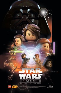 LEGO Star Wars Episode III