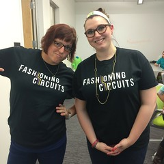 #FashioningCircuits Tees!