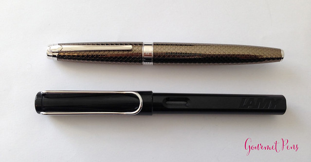 Review Caran d'Ache Léman Caviar Fountain Pen @AppelboomLaren (5)