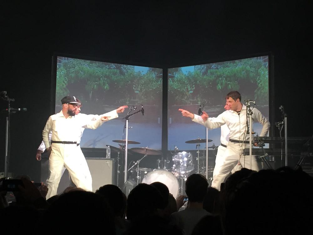 OK Go live 14
