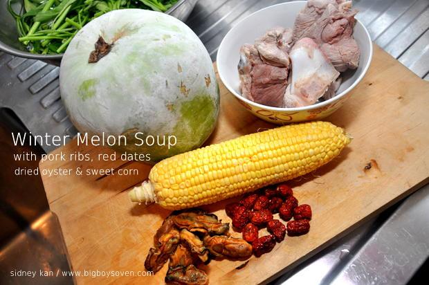 Philips Pressure Cooker Winter Melon Soup