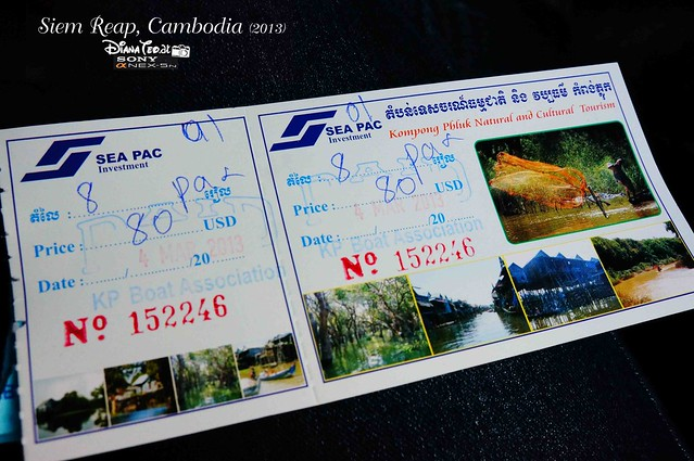 Siem Reap, Cambodia Day 4 - Tonle Sap Lake 01