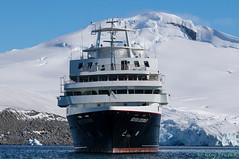 Antarctica: Silver Explorer ship