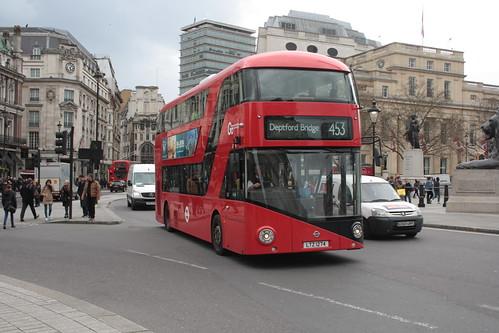 LT274 LTZ1274 New Routemaster