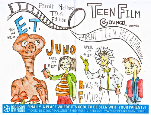 Teen Film Council, RFC