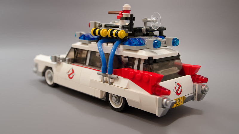 lego 21108 ghostbusters ecto 1 fully enlightened lego. Black Bedroom Furniture Sets. Home Design Ideas