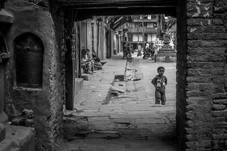Kathmandu Backstreets