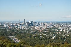 Brisbane cityscape