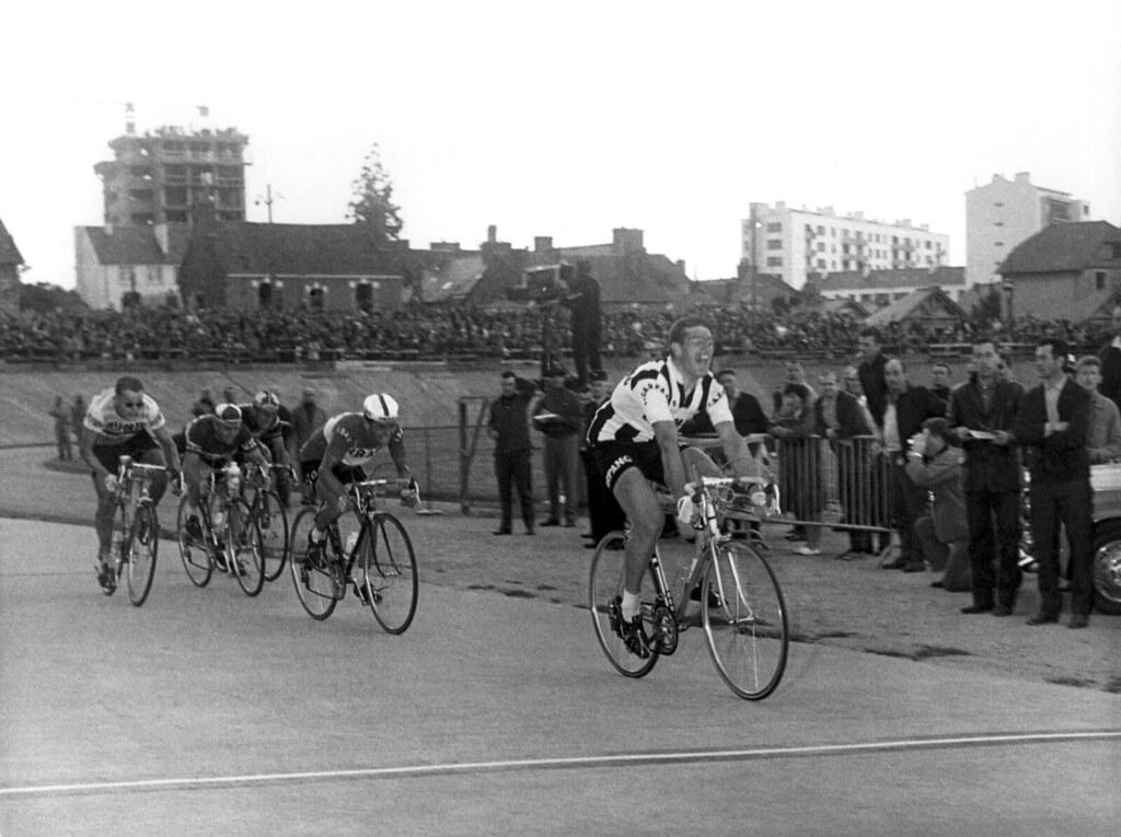 Tour De France 1963 Arrivo di Tappa Rouan - Rennes