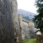 Mura del Castello, Celano