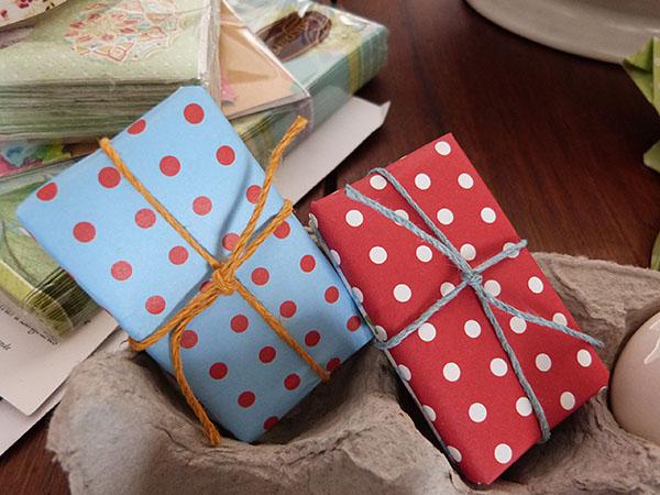 petits paquets