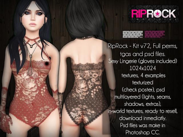RipRock - Kit psd files V72  POSTER