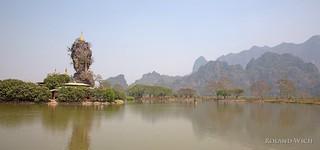 Kyauk Ka Lat Pagoda