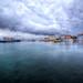 Harbor of Nerezine - Croatia