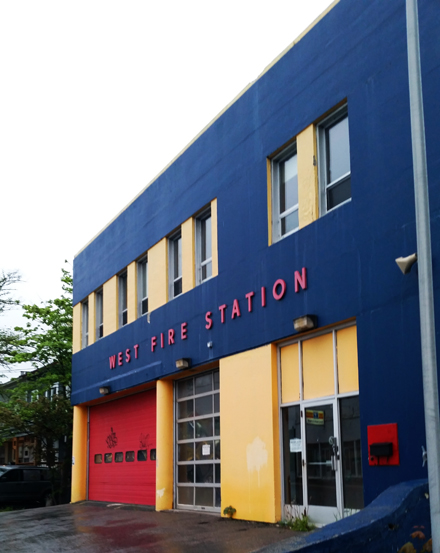 Po-Mo Fire Station