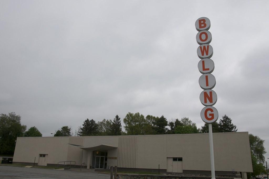Pleasant Hill Lanes Bowling Wilmington DE Retro Roadmap