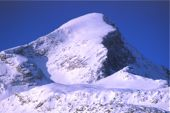 Lawinenkurs, modernes Risikomanagement abseits der Pisten. Top-Skitourenberg Alpspitze, 2628 m. Foto: Günther Härter