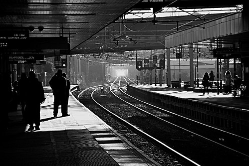 At the Station: Coventry West Midlands UK