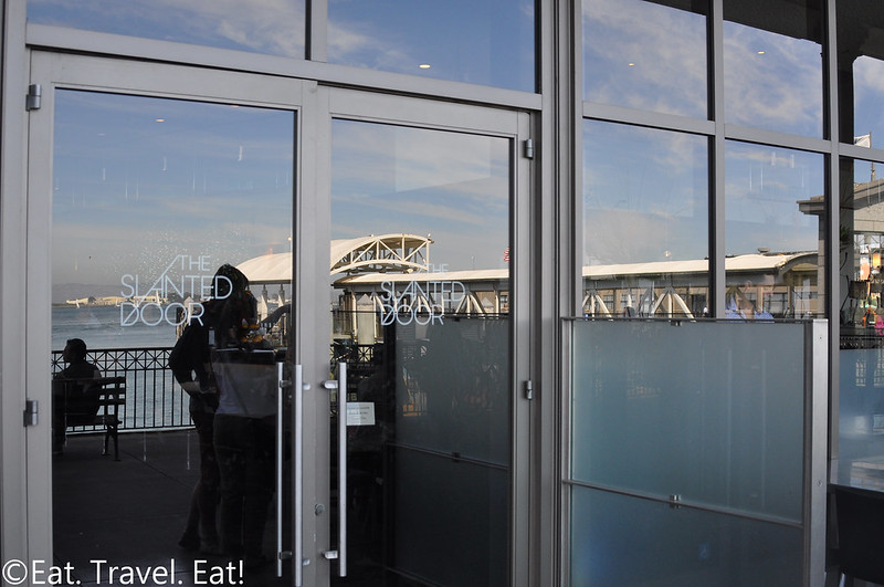 The Slanted Door- San Francisco (Ferry Building Marketplace), CA: Doors