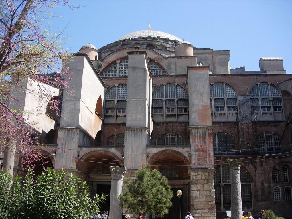 Lateral de Santa Sofia