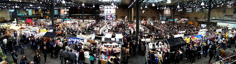 Independent Label Market panorama