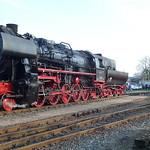 Dampflokomotive 52 8154-8 der 52er Baureihe -3