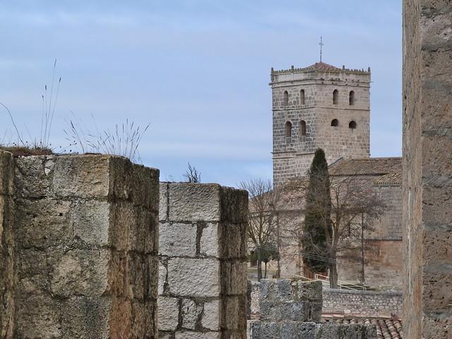 Castillo de Encinas de Esgueva (Valladolid)
