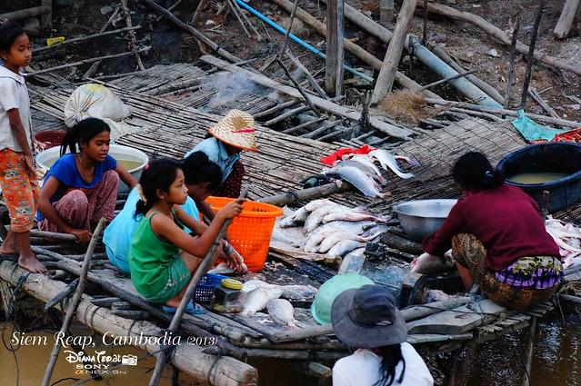 Siem Reap, Cambodia Day 4 - Tonle Sap Lake 07
